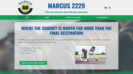 Portfolio - Marcus 2229